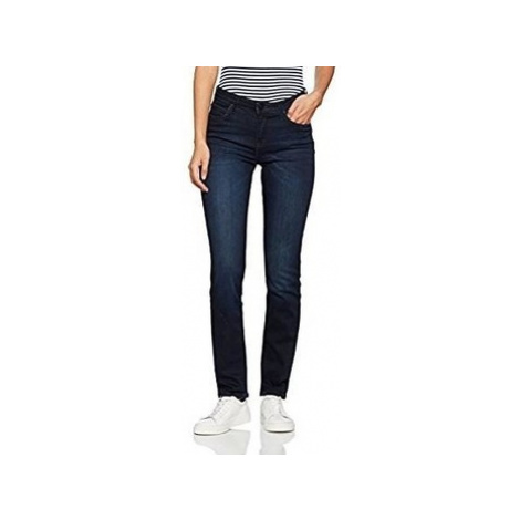 Lee Elly Slim Straight L305AIFA women's Jeans in Blue