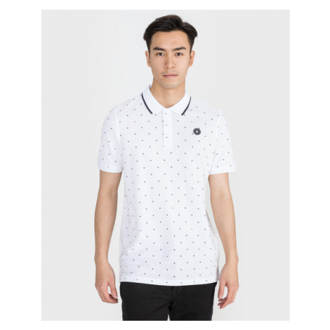 Jack & Jones Aop Polo shirt White