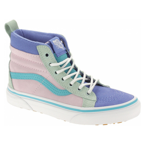 shoes Vans Sk8-Hi MTE - MTE/Lilac Snow/Ultramarine - unisex junior