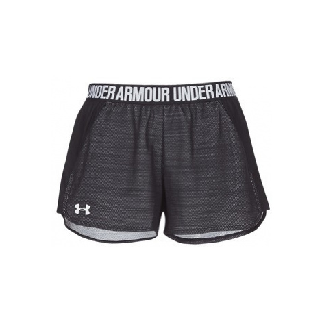 Under Armour PLAY UP SHORT 2.0 NOVELTY women's Shorts in Black