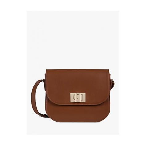 Furla 1927 Leather Shoulder Bag