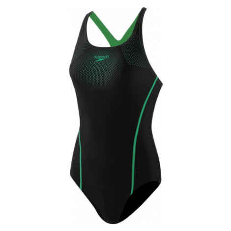 Speedo TECH PLACEMENT MEDALIST - Women's one-piece swimsuit