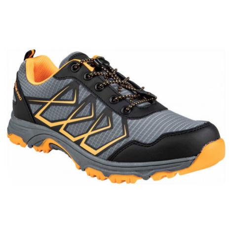 ALPINE PRO JACOBO grey - Children's sports shoes