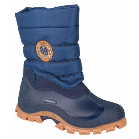Spirale COLORADO black - Kids' winter shoes