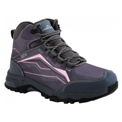 Crossroad DRIVEN violet - Women's trekking shoes