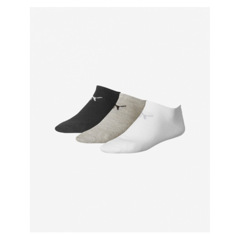 Puma Set of 3 pairs of socks Black White Grey