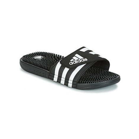 Adidas ADISSAGE SYNTHETIC men's in Black