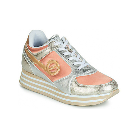 No Name PARKO women's Shoes (Trainers) in Silver
