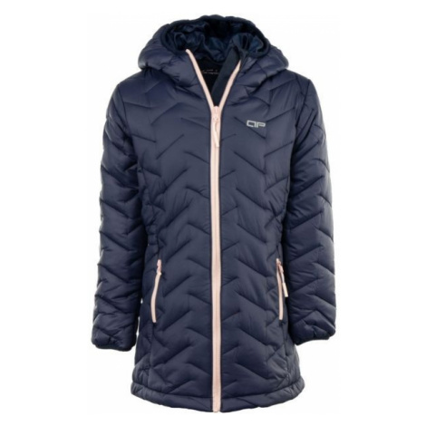 ALPINE PRO EASO 2 dark blue - Children's coat