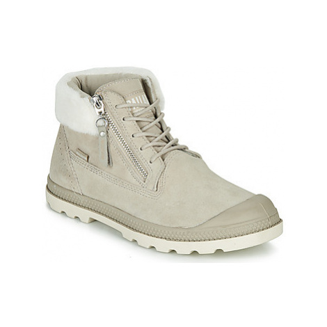 Palladium PAMPA LP MOSCOW women's Mid Boots in Grey