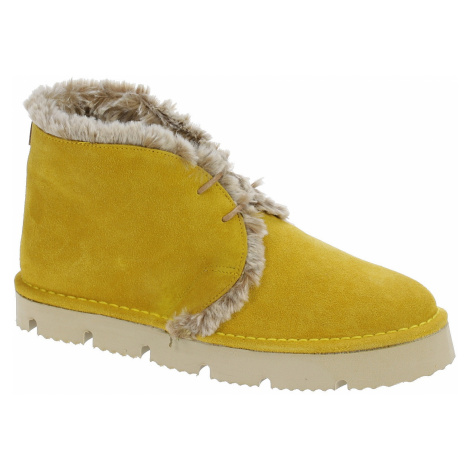 shoes Popa Alpes - Ocre Serraje