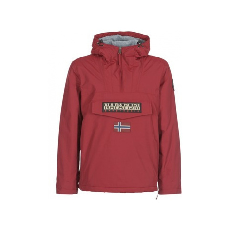 Napapijri RAINFOREST WINTER men's Parka in Bordeaux