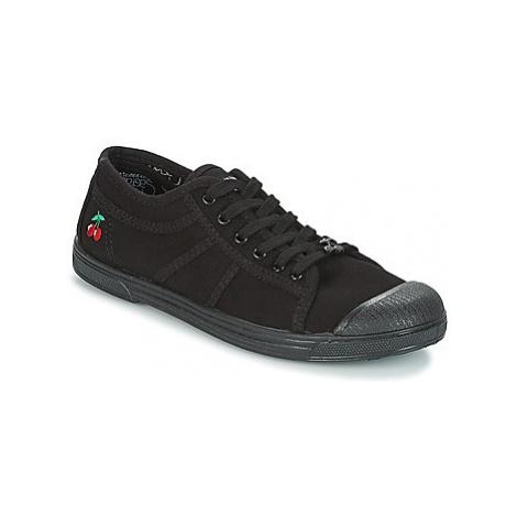 Le Temps des Cerises BASIC 02 MONO women's Shoes (Trainers) in Black