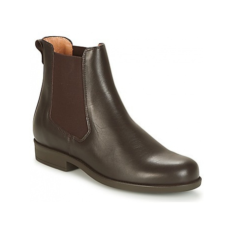 Aigle ORZAC 2 men's Mid Boots in Brown