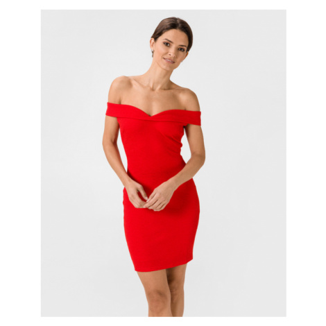 Guess Blanca Dress Red
