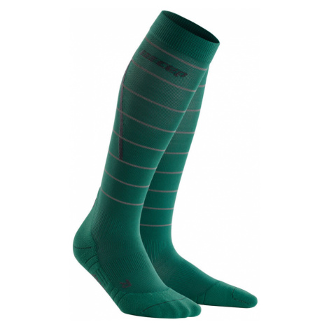 Reflective Running Socks Men