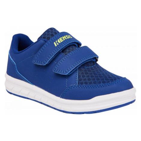 Kensis BERG blue - Children's indoor shoes