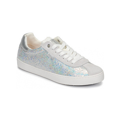 Geox J KILWI GIRL girls's Children's Shoes (Trainers) in White