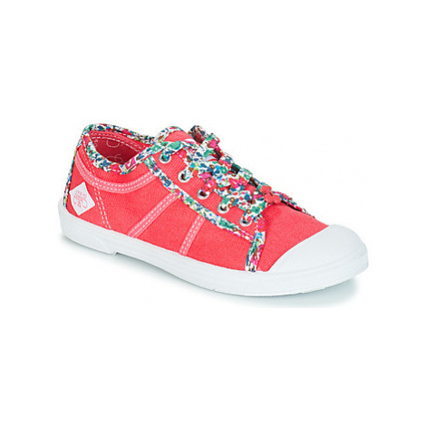 Le Temps des Cerises BASIC 02 girls's Children's Shoes (Trainers) in Pink