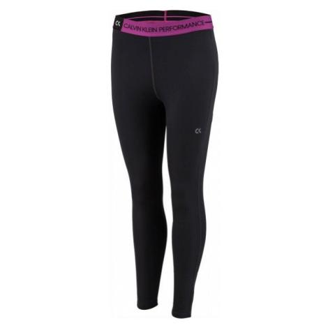 Calvin Klein 7/8 TIGHT black - Women's leggings
