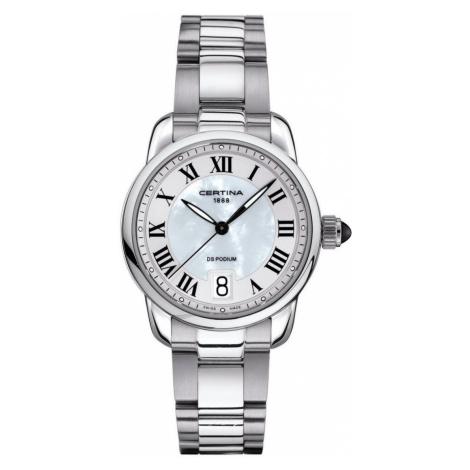Certina Watch DS Podium Lady Quartz