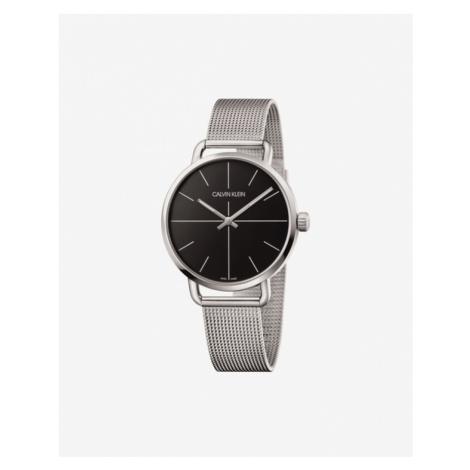 Calvin Klein Even Extension Watches Silver