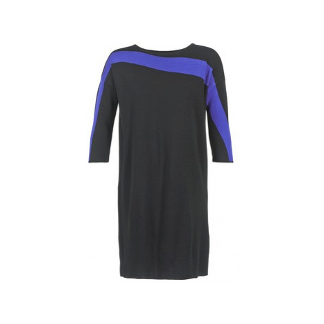 Benetton DUJI women's Dress in Black United Colors of Benetton