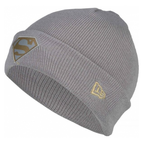 New Era CUFF CHARACTER KIDS SUPERMAN grey - Boys' hat