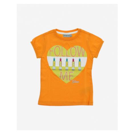 Geox Kids T-shirt Orange