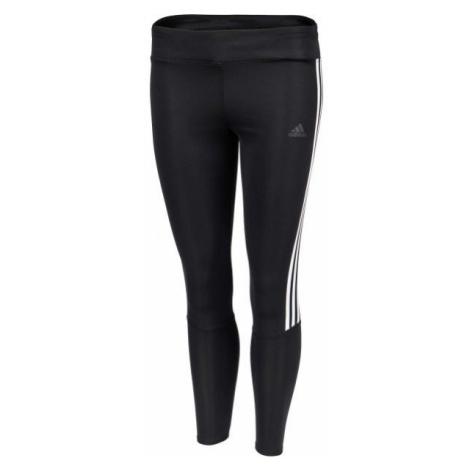 adidas RUN 3S TGT white - Women's tights