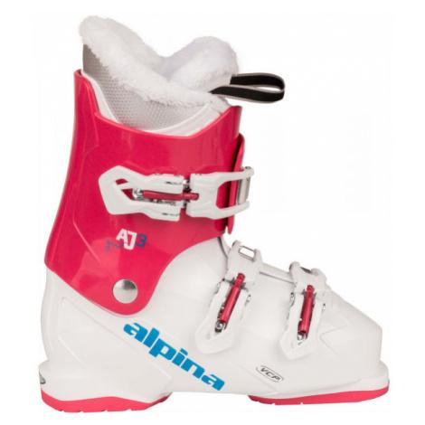 Alpina AJ3 GIRL - Girls' Nordic ski boots
