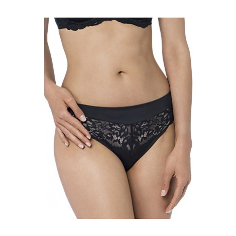 Triumph Amourette Charm Briefs, Black