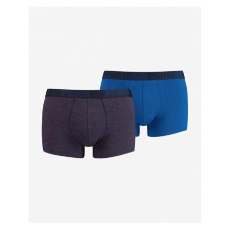 Puma Boxers 2 Piece Blue