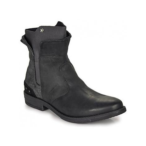Ikks PAMELA girls's Children's Mid Boots in Black