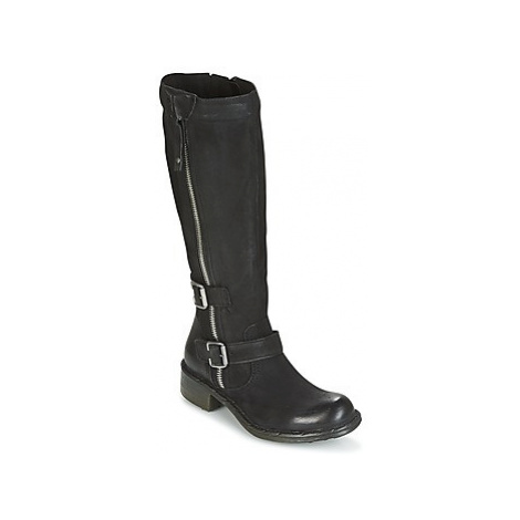 Dream in Green DALIL women's High Boots in Black