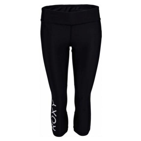 Roxy BRAVE FOR YOU CAPRIS black - Women's leggings