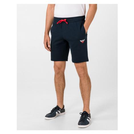 Emporio Armani Short pants Blue
