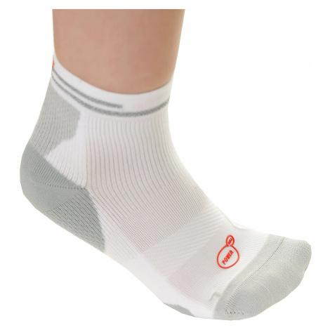 Puma 141005001/Cell Performace + Running Med Quarter Socks - White