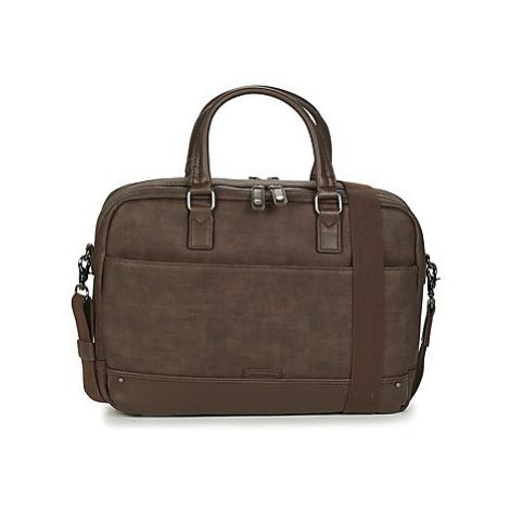 Wylson ATLOS men's Briefcase in Brown
