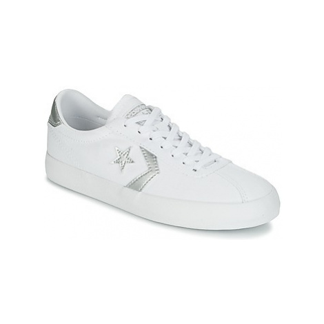 Converse BREAKPOINT OX women's Shoes (Trainers) in White