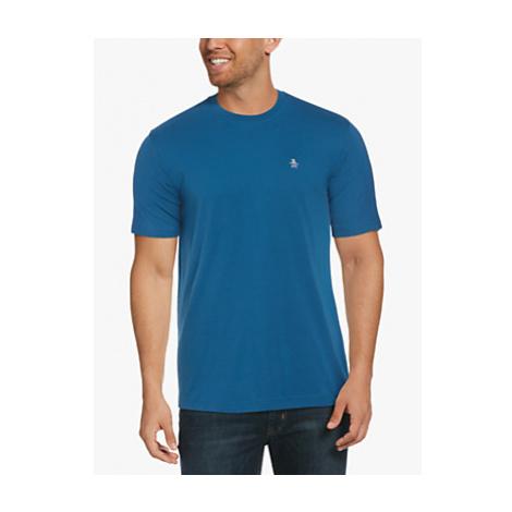Original Penguin Pin Point Short Sleeve Crew Neck T-Shirt