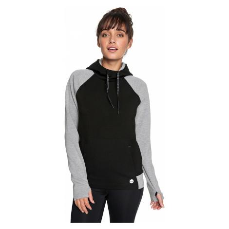 sweatshirt Roxy By Here By Now Fleece - KVJ0/True Black - women´s