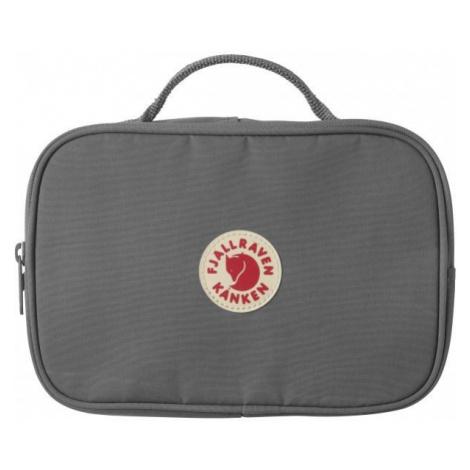 Fjällräven KANKEN TOILETRY BAG grey - Toiletry bag