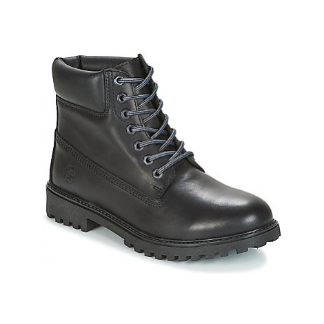 Lumberjack RIVER men's Mid Boots in Black