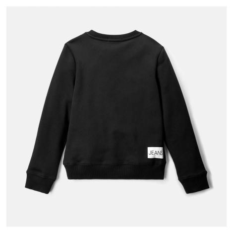 Calvin Klein Institutional Logo Sweatshirt - CK Black