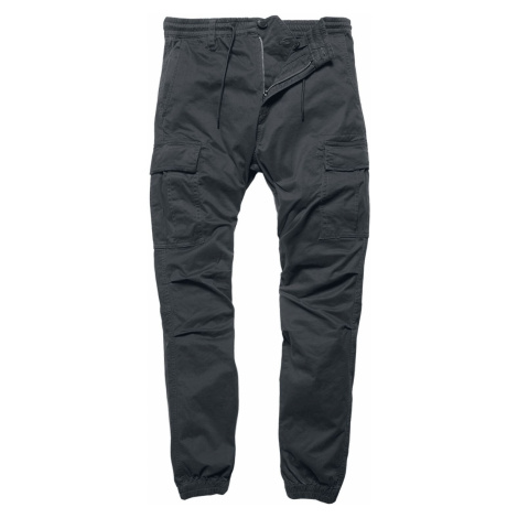 Vintage Industries Vince Cargo Jogger Cargo Trousers grey