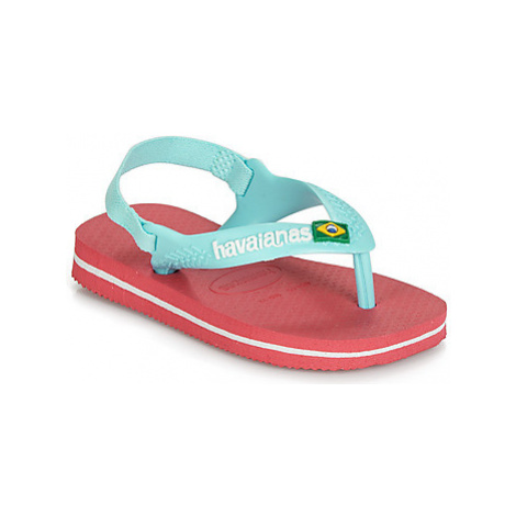 Havaianas BABY DISNEY CLASSICS girls's Children's Sandals in Pink