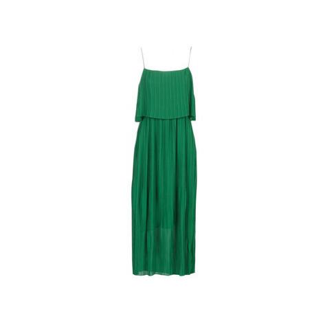 Betty London KRISTEL women's Long Dress in Green