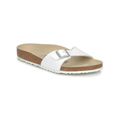 Birkenstock MADRID Mens men's Mules / Casual Shoes in White