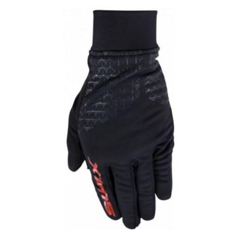 Swix NAOSX black - Nordic skiing gloves